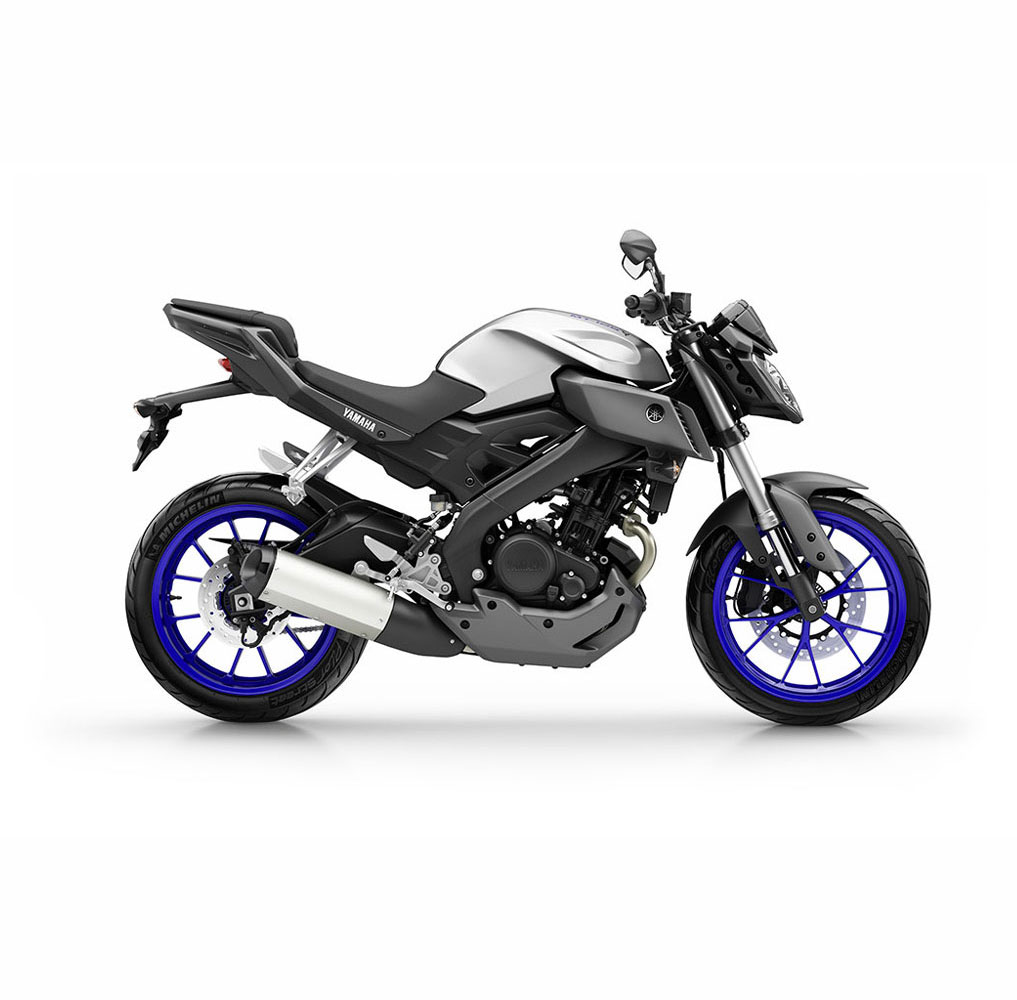 125cc motorcycle training p h motorcycles. Black Bedroom Furniture Sets. Home Design Ideas
