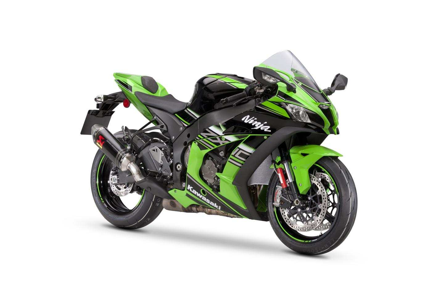 Kawasaki Ninja ZX-10R Performance - P&H Motorcycles