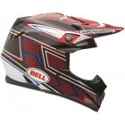 BELL MOTO-9 TAGGER CLASH RED