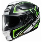 SHOEI GT AIR EXPANSE TC4 GREEN