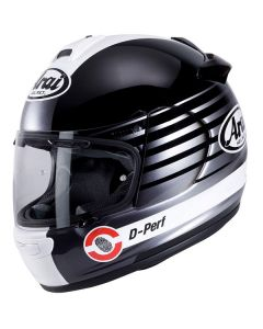 ARAI CHASER V PAGE SILVER