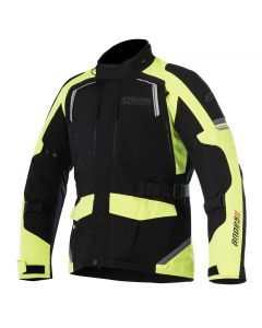 ALPINESTARS ANDES V2 DRYSTAR JACKET YELLOW/BLACK