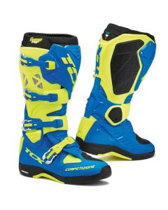 TCX COMP EVO MICHELIN BLUE/YELLOW/FLUO