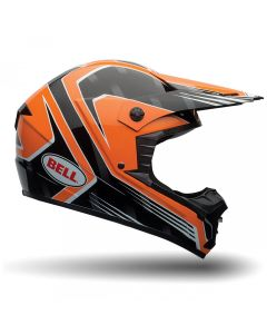 BELL SX-1 MX RACE ORANGE