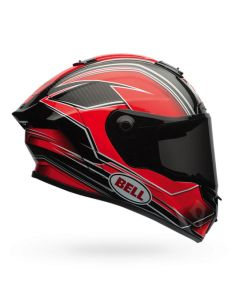 BELL RACE STAR TRITON RED