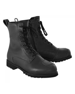 OXFORD MERTON WATERPROOF BOOTS BLACK