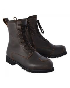OXFORD MERTON WATERPROOF BOOTS BROWN