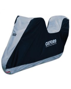OXFORD AQUATEX BIKE COVER WITH TOP BOX
