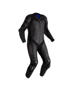 RST PRO SERIES AIRBAG CE LEATHER SUIT BLACK