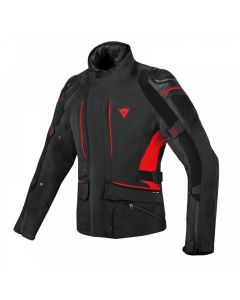 DAINESE D-CYCLONE GORE-TEX JACKET BLACK/RED