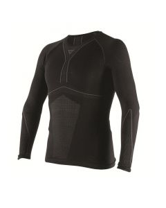 DAINESE D-CORE DRY TEE LS BLACK/ANTHRACITE
