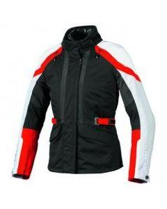 DAINESE 2 DELTA LADIES D-DRY  JACKET BLACK/WHITE/RED