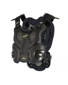 ALPINESTARS A-1 ROOST GUARD BLACK/ANTHRACITE