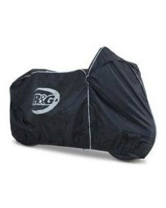 R&G SUPERBIKE COVER OUTDOORS BLACK