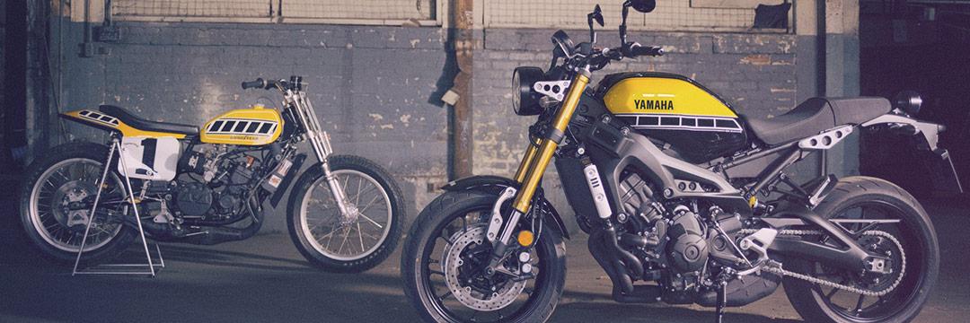 Yamaha - P&H Motorcycles