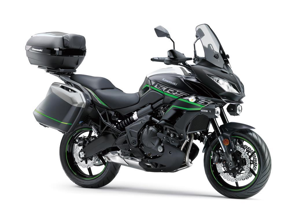 Kawasaki Versys 650 Grand Tourer P Amp H Motorcycles