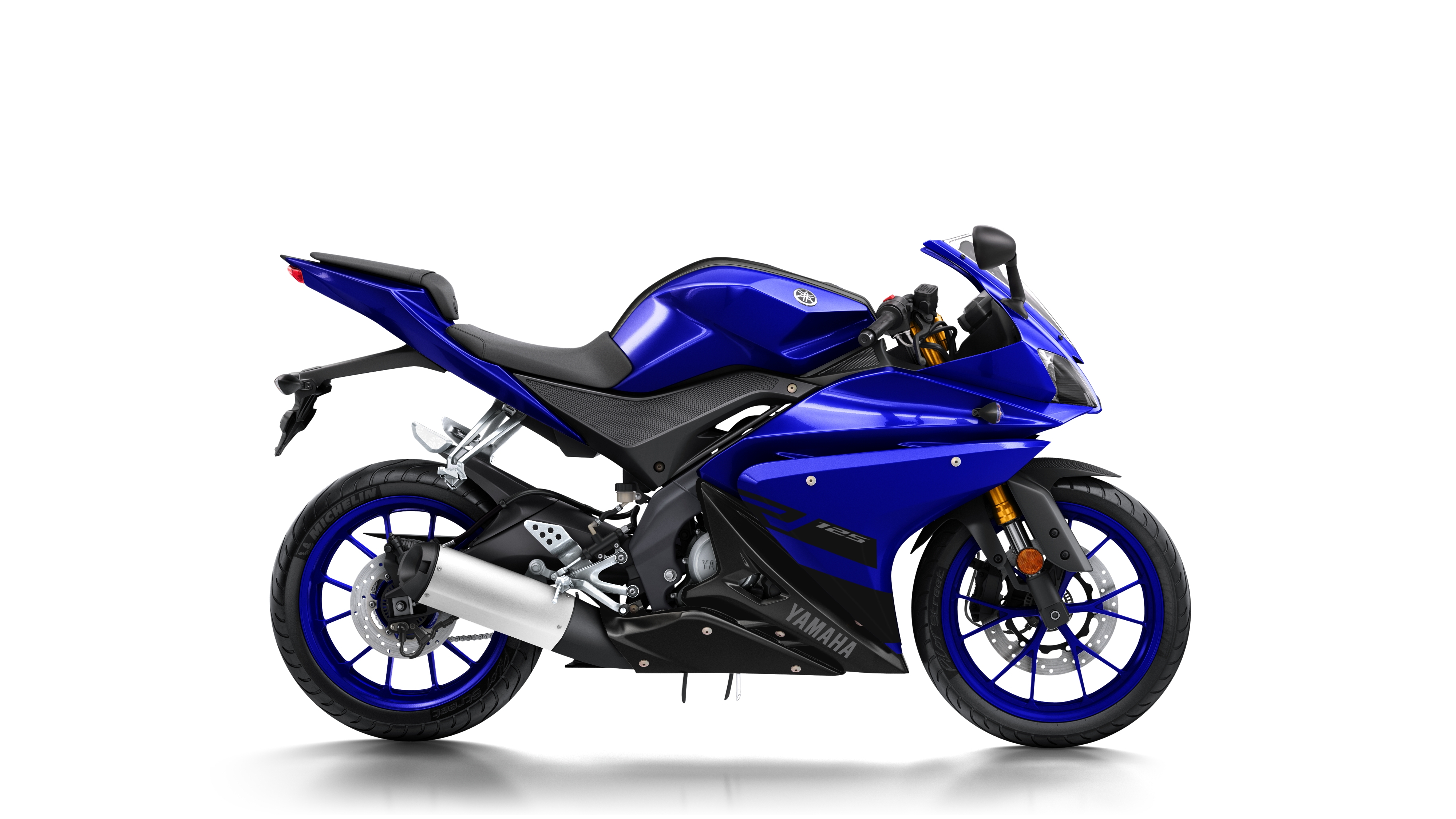 yamaha yzf r125 p h motorcycles. Black Bedroom Furniture Sets. Home Design Ideas