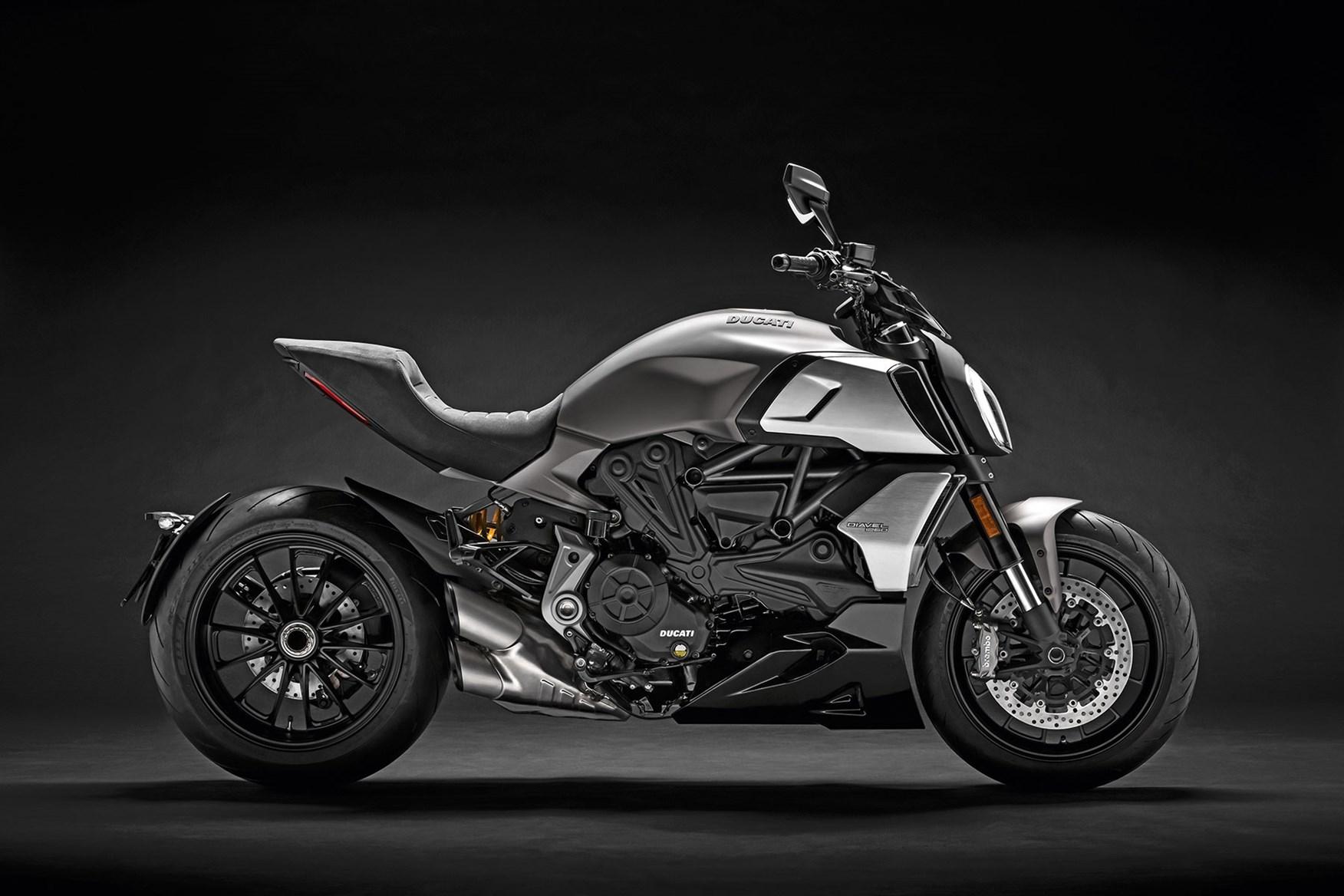 Ducati Diavel 1260 P Amp H Motorcycles