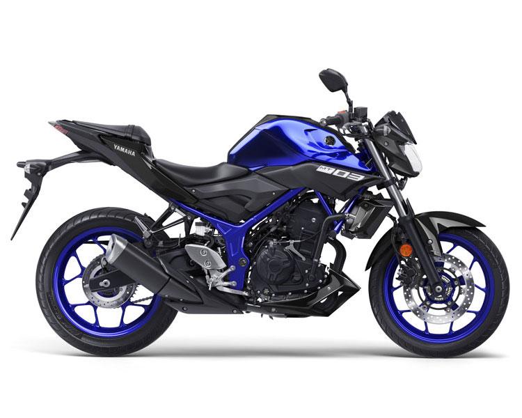2019-Yamaha-MT-03-Blue
